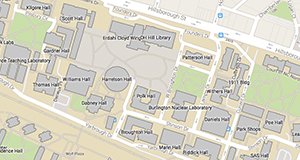 Rogers State University Campus Map.Communication Rhetoric Digital Media Nc State